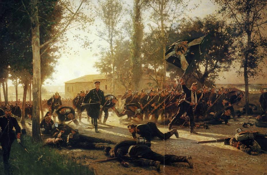 Франко-прусская война - образование Германской империи