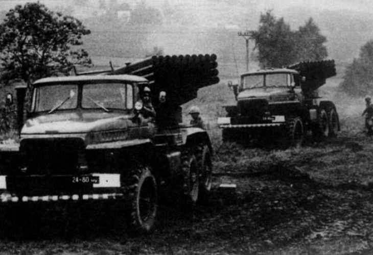 Полвека битве за Даманский. Как в 1969 году китайцев побил «Град»