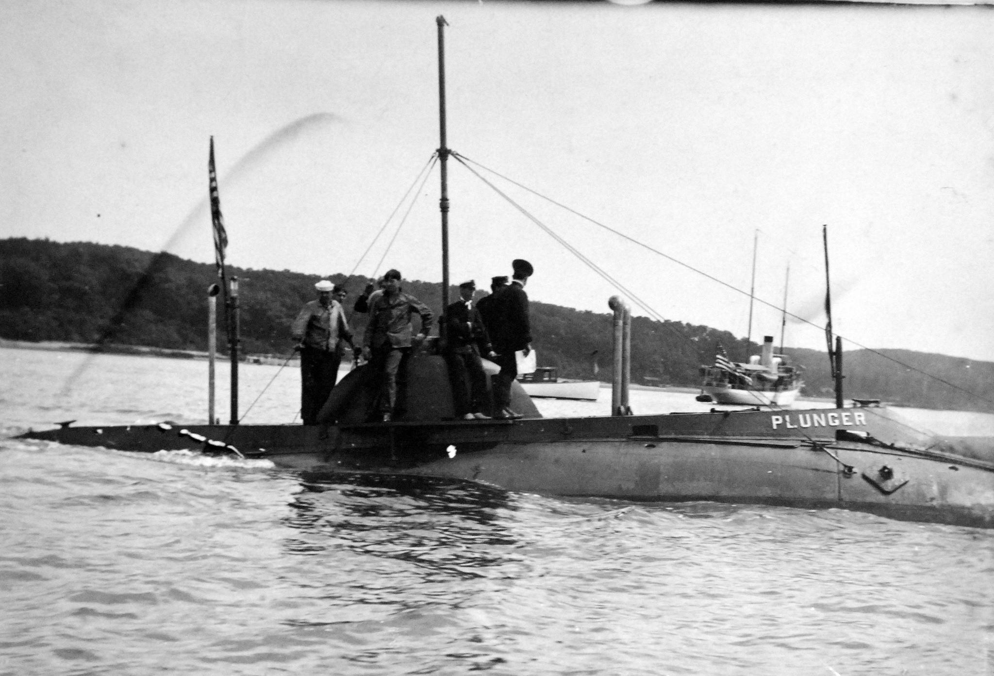 Дизель-электрические установки на подводных лодках