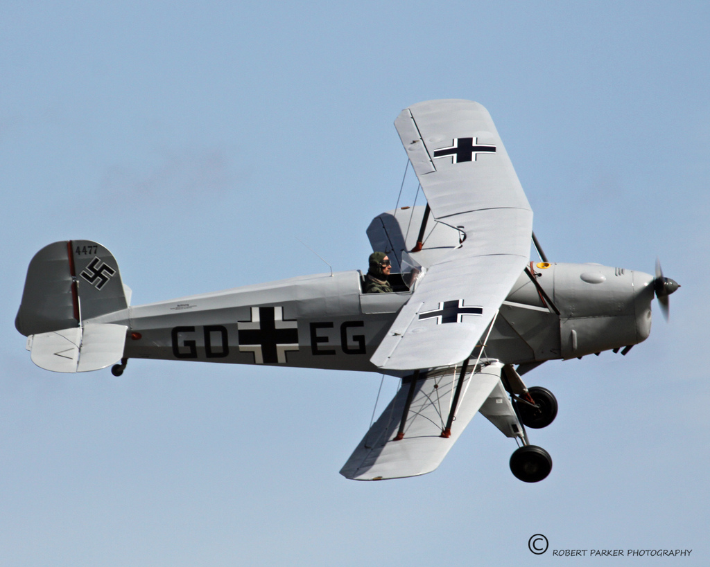 Самолеты «Бюккер» - Bu 131, 133 и 181