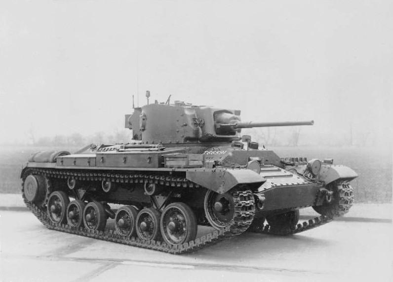 Пехотный танк «Валентайн» Mk III