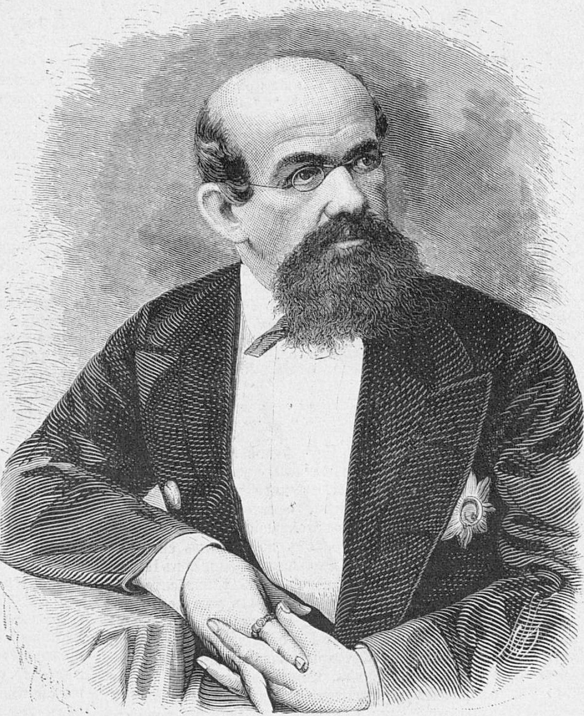 Николай Путилов - основатель тяжелой индустрии