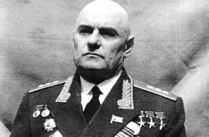 Борис Ванников - глава народного комиссариата боеприпасов