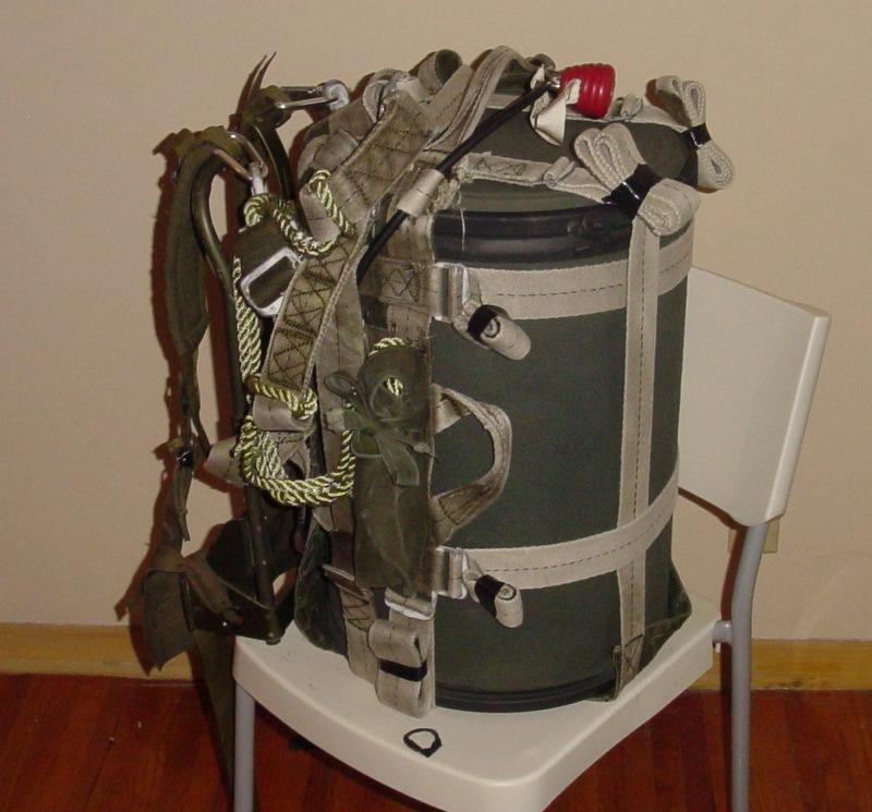 Ядерная бомба в рюкзаке - портативная атомная мини-бомба