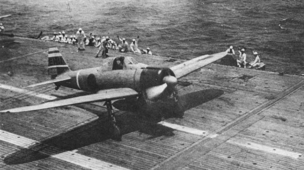 Мицубиси А6М2 Модель 21 «Рейзен» - японский лёгкий палубный истребитель