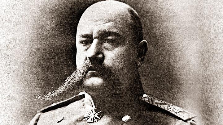 Генерал Юденич - герой Первой мировой войны