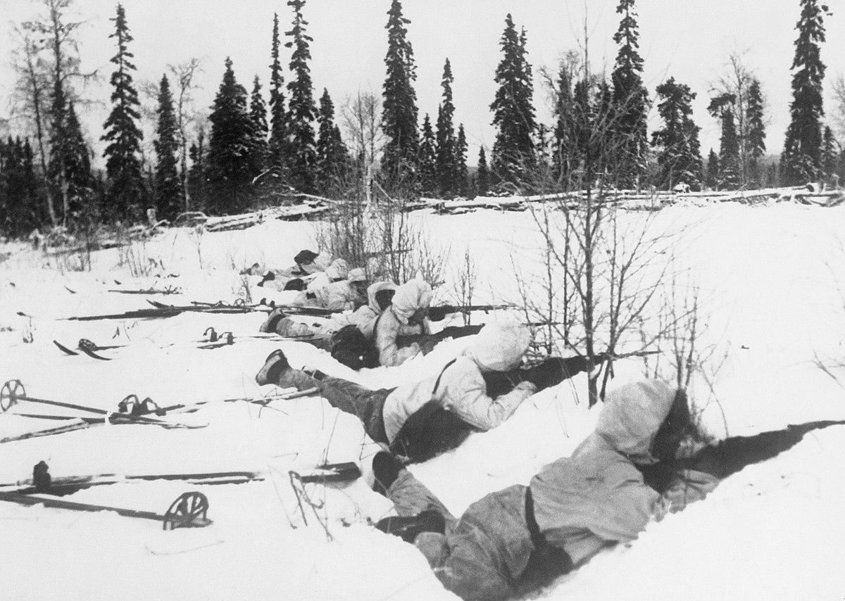 Советско-финская («Зимняя») война (30 ноября 1939 г. — 13 марта 1940 г.)