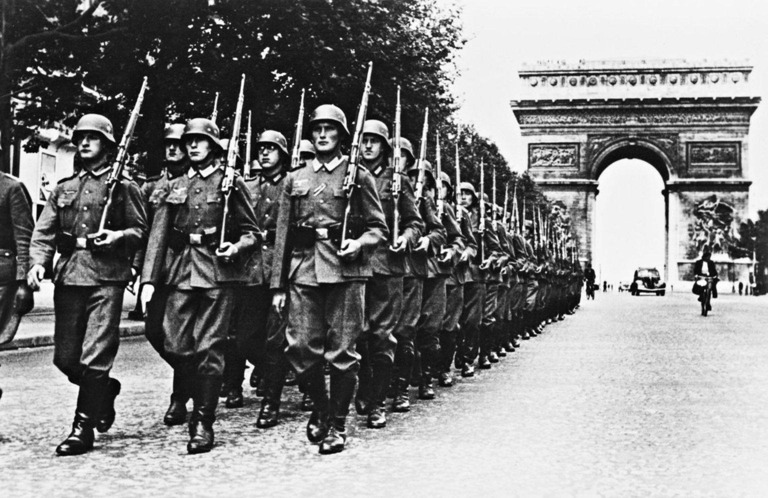 Захват Франции (5-24 июня 1940 г.)
