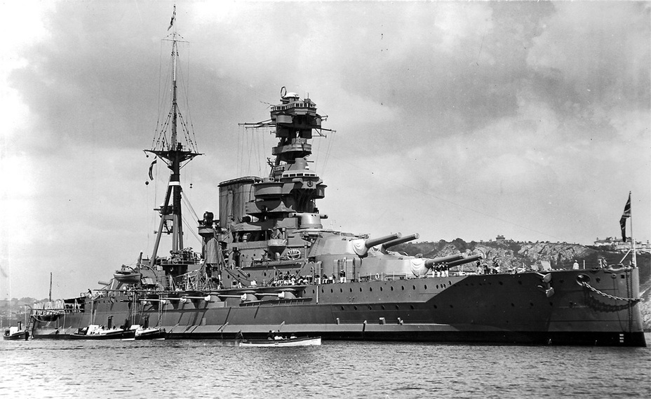 Начало битвы за Атлантику (3 сентября 1939 г.)