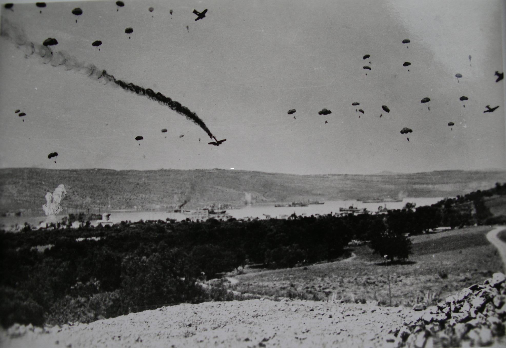 Критская операция (20-31 мая 1941 г.)