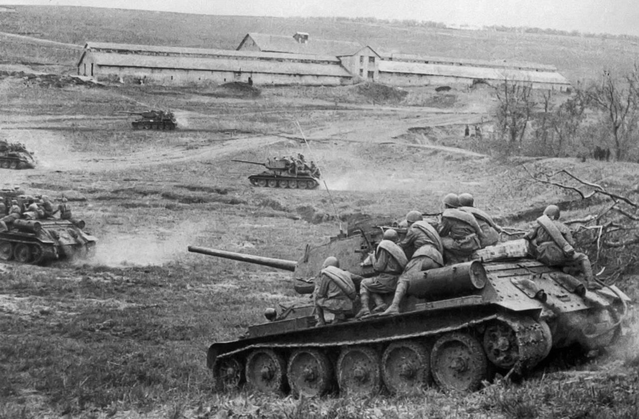 Битва за Ленинград (10 июля 1941 г. — 3 сентября 1942 г.)