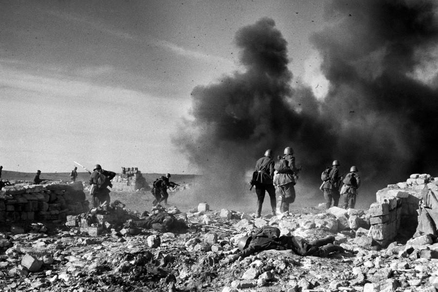 Крымская оборонительная операция (18 октября 1941 г. — 4 июля 1942 г.)