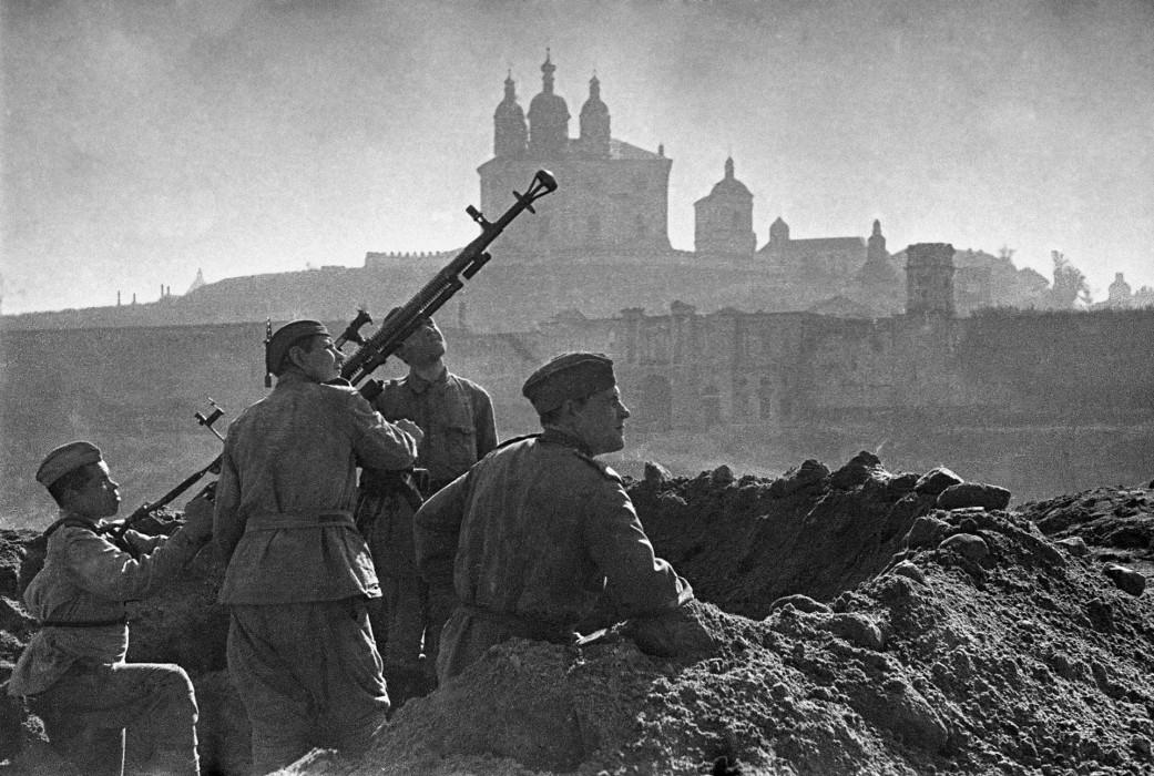 Смоленское сражение (10 июля — 10 сентября 1941 г.)