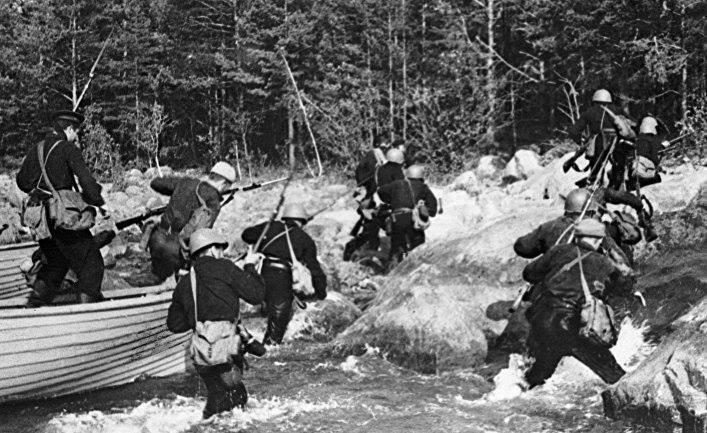 Оборона полуострова Ханко (1 июля — 2 декабря 1941 г.)