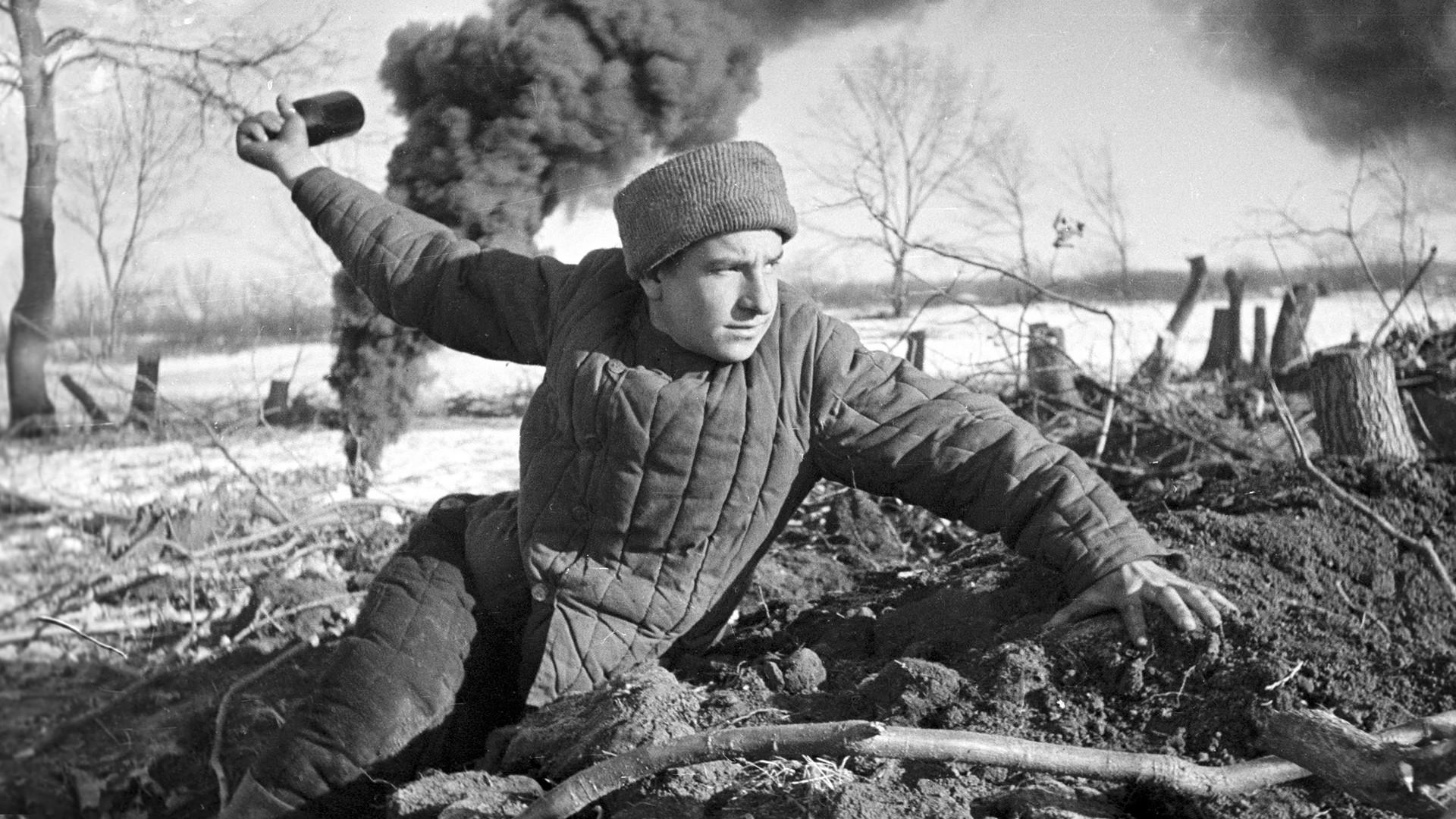 Оборонительные бои за Сталинград (17 июля — 18 ноября 1942 г.)