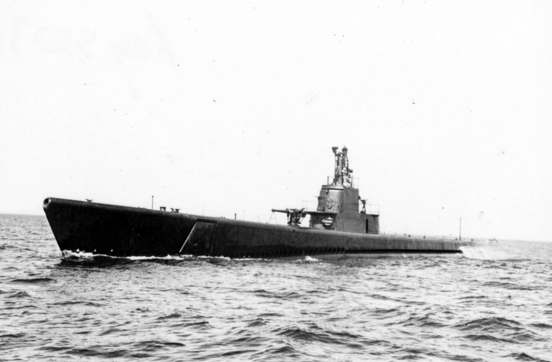Американская подводная лодка «Рэй» (SS-271)