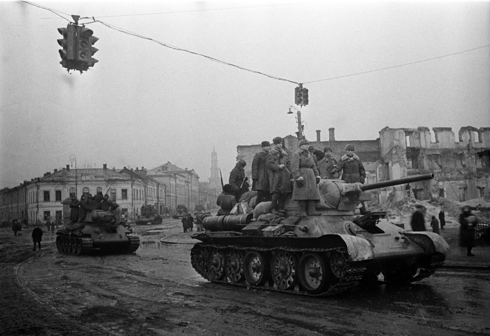 Битва за Харьков (2 февраля — 25 марта 1943 г.)