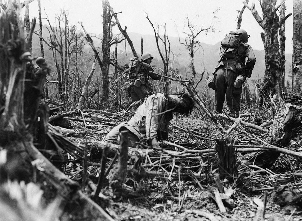 Захват островов Филиппинской группы (20 октября 1944 г. - 2 сентября 1945 г.)