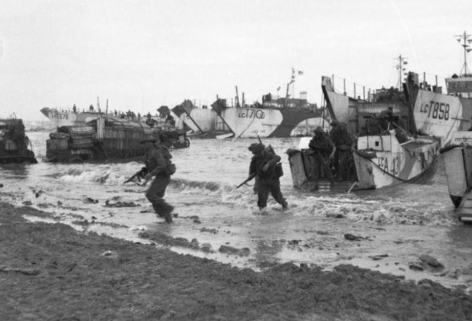 Высадка союзников на Сицилии (10 июля — 17 августа 1943 г.)