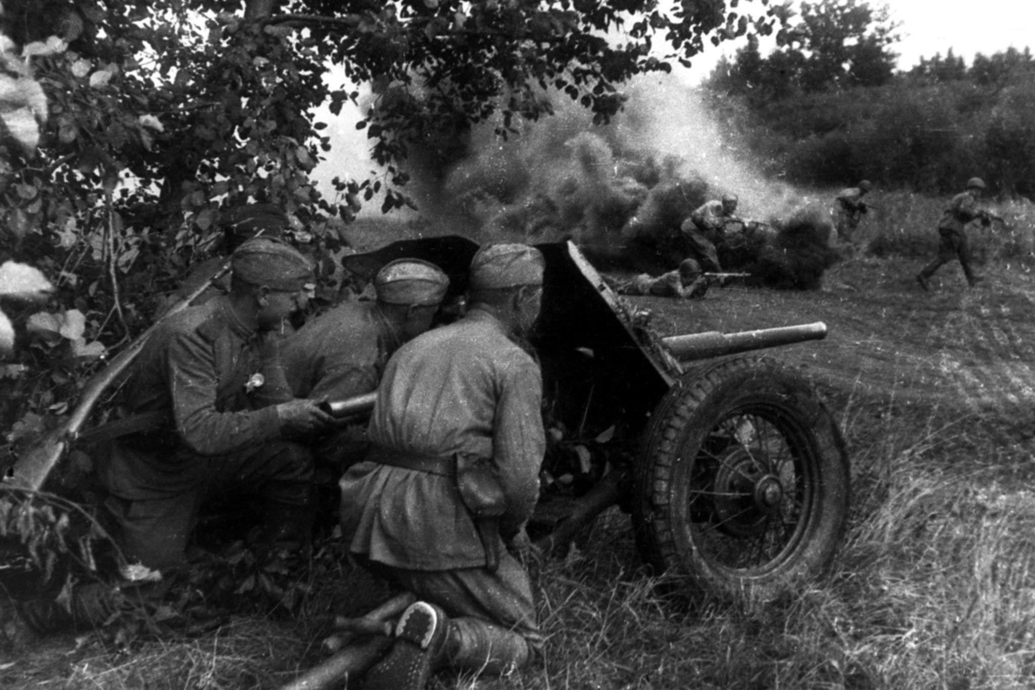 Освобождение Белоруссии. Операция «Багратион» (23 июня — 29 августа 1944 г.)