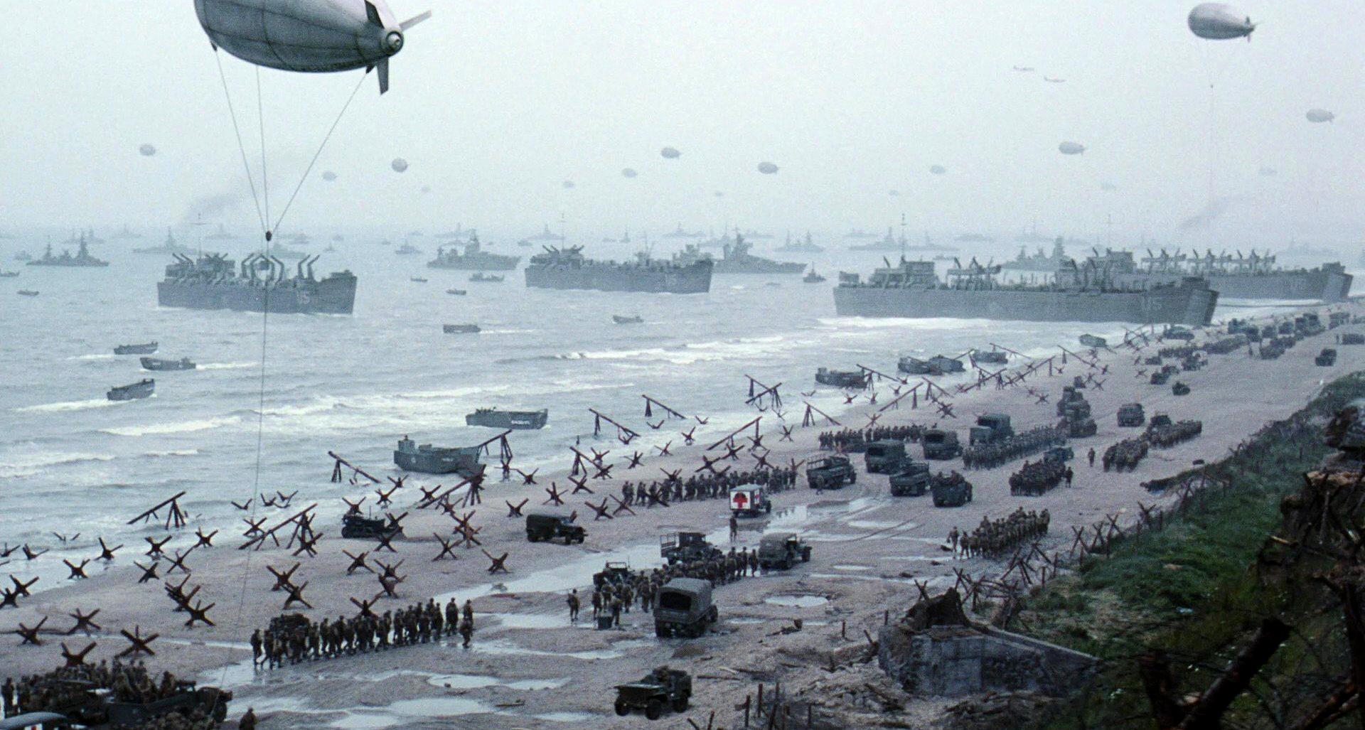 Высадка союзников в Нормандии. Операция «Оверлорд» (6 июня — 24 июля 1944 г.)