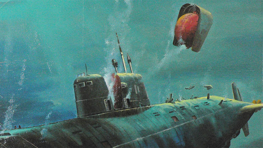 Пожар на борту - кошмар подводников