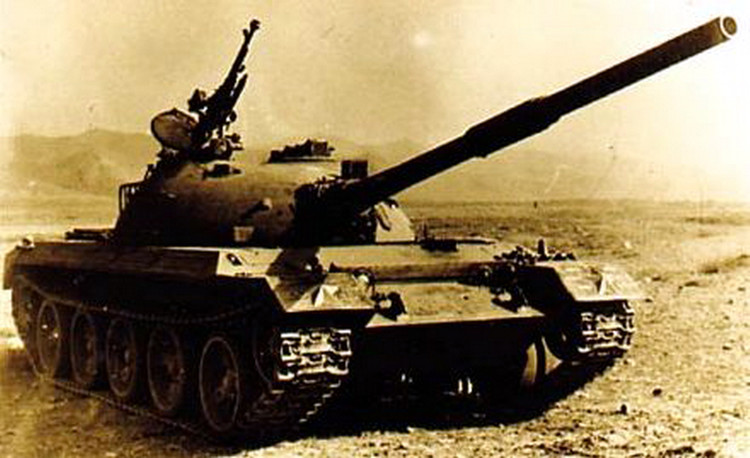 """Китайский основной боевой танк """"WZ-122"""""""