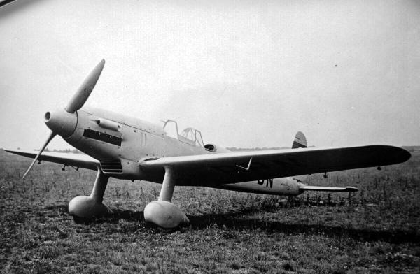 Германский истребитель Arado Ar.80