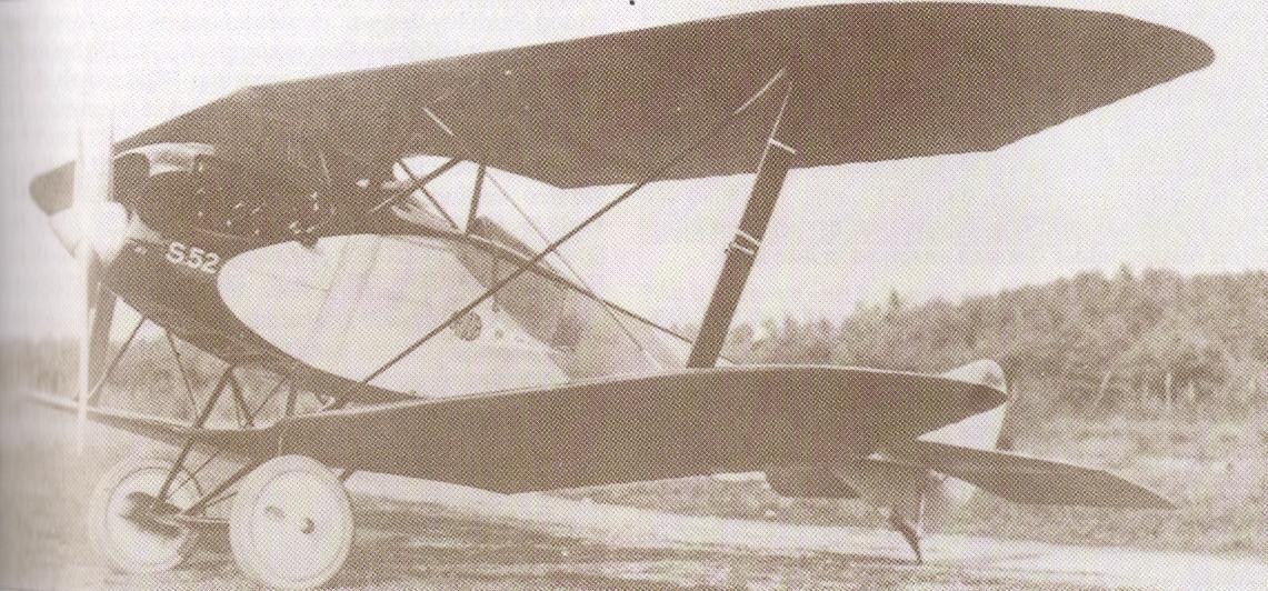 Итальянский истребитель SIAI S.52