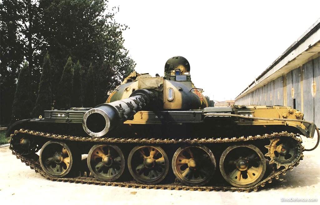 """Китайский основной боевой танк """"Type 79"""""""