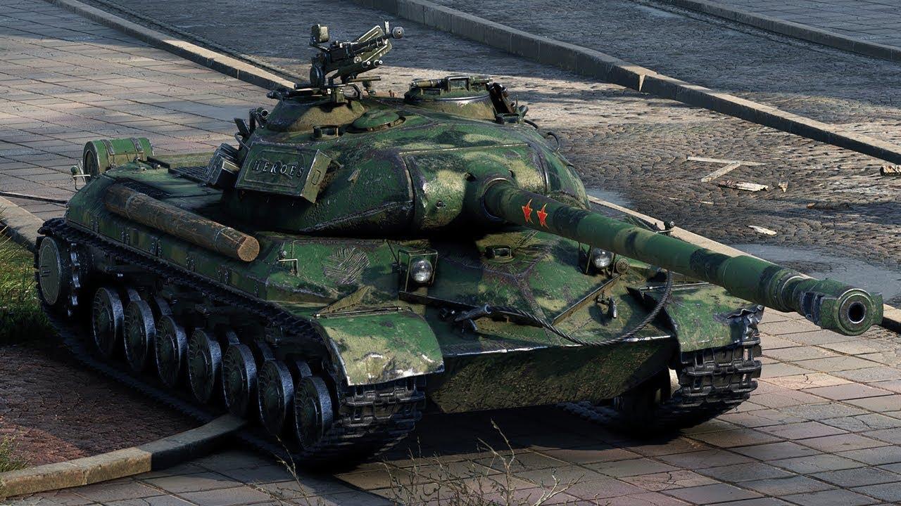 Китайский тяжёлый танк WZ-111