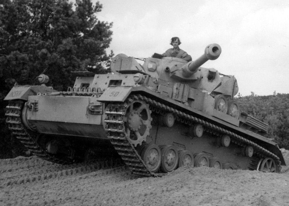 Немецкий средний танк BW.40