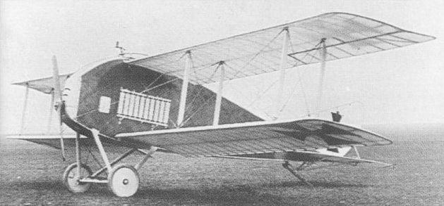 Истребитель Germania DB