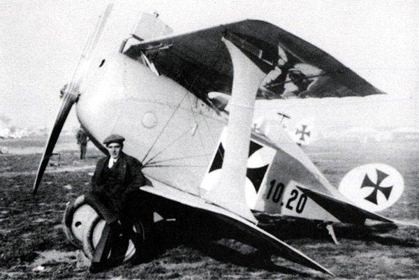 """Германский истребитель Т28 """"Floh"""""""