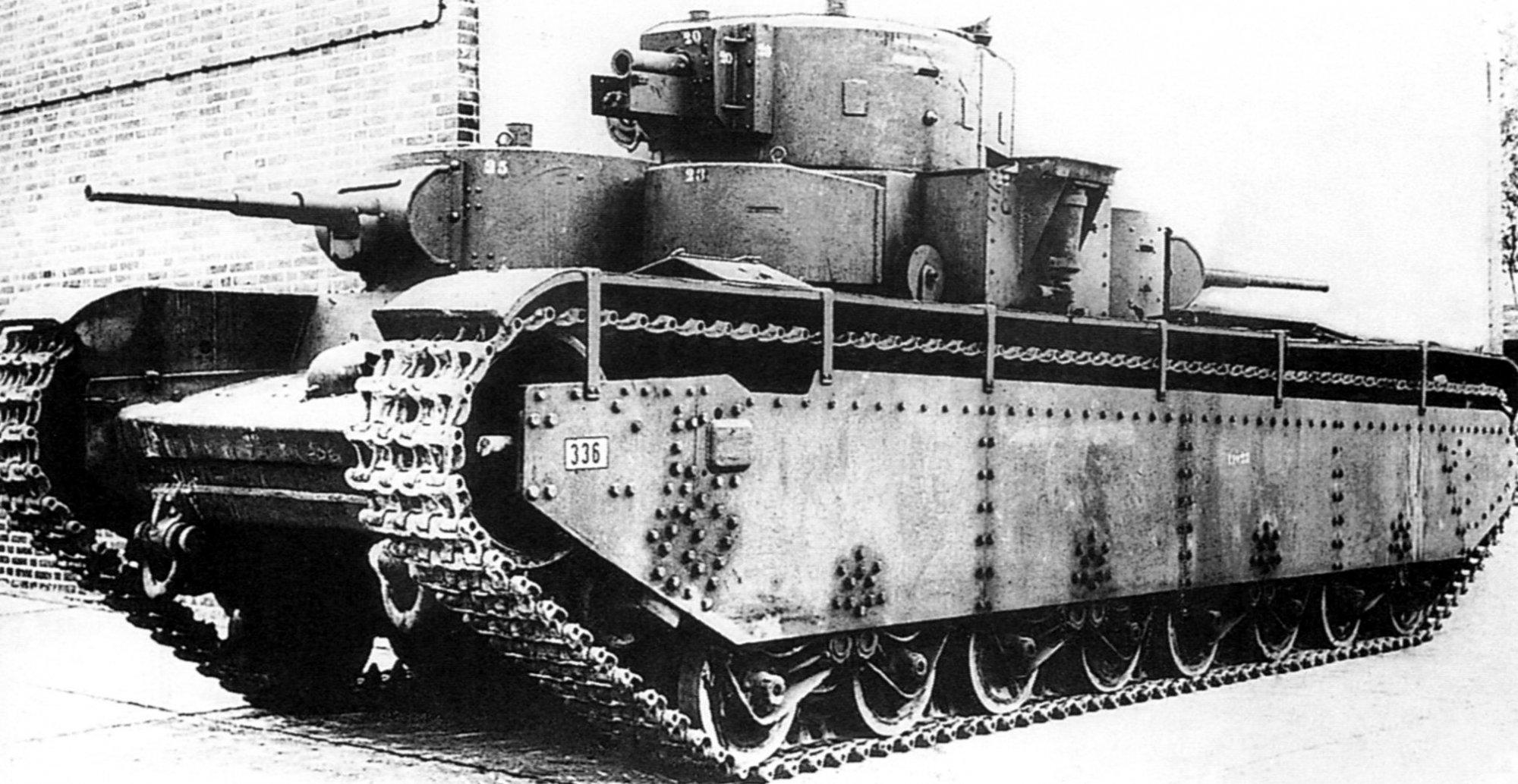 Тяжёлый танк прорыва Т-51
