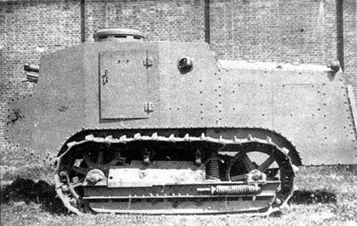 Лёгкий танк Д-11