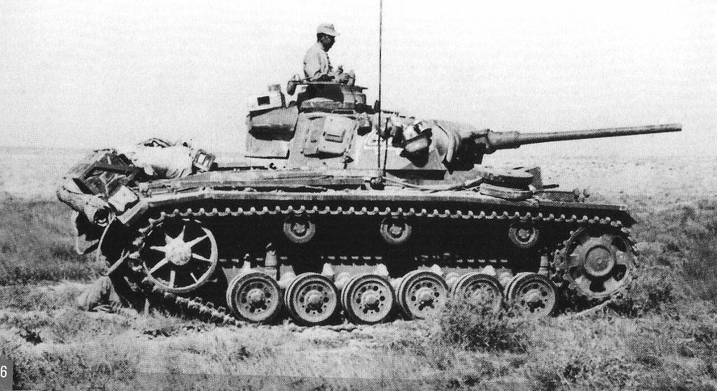 Немецкий средний танк Pz.Kpfw. III