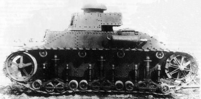 Лёгкий танк Т-19