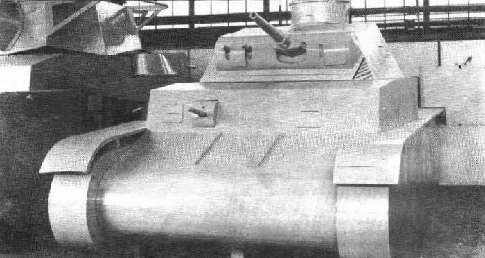 Немецкий средний танк VK 2001(К)/VK 2002