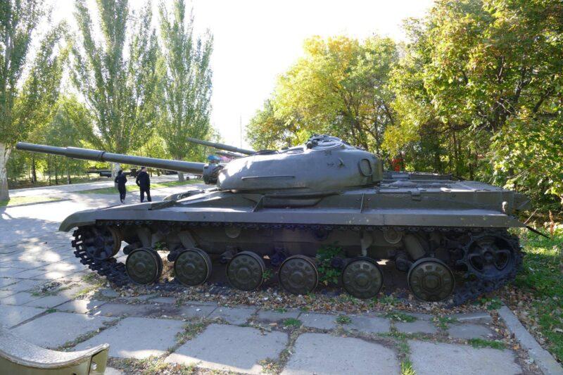 Советский средний танк «Объект 003»