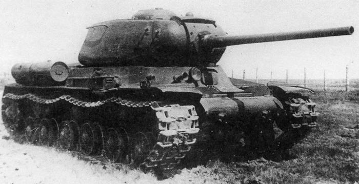 Советский тяжёлый танк ИС-1