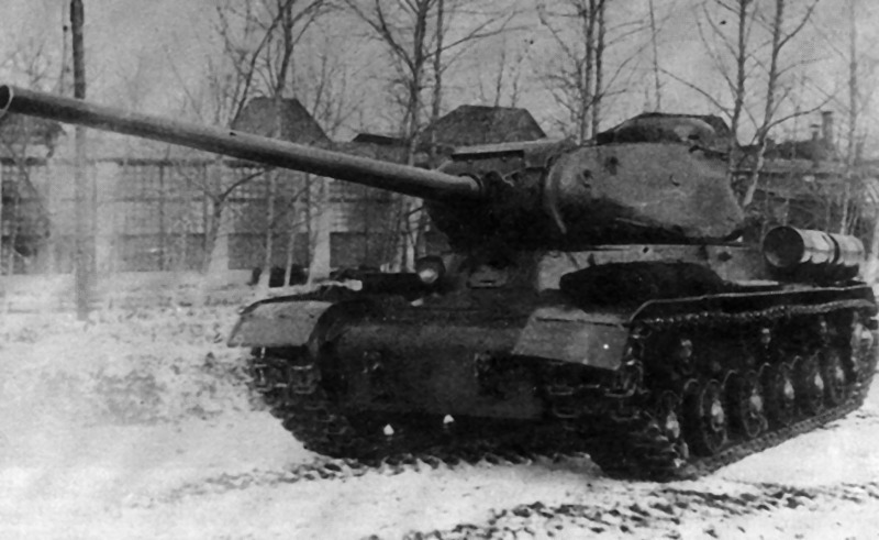 Тяжёлый танк «Объект 244»