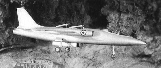 Итальянский истребитель Fiat G.95/4