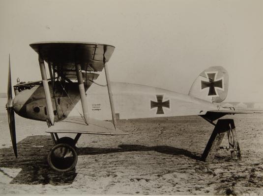 Германский истребитель Albatros D.IX