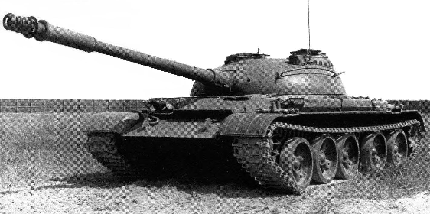 Советский средний танк «Объект 142»
