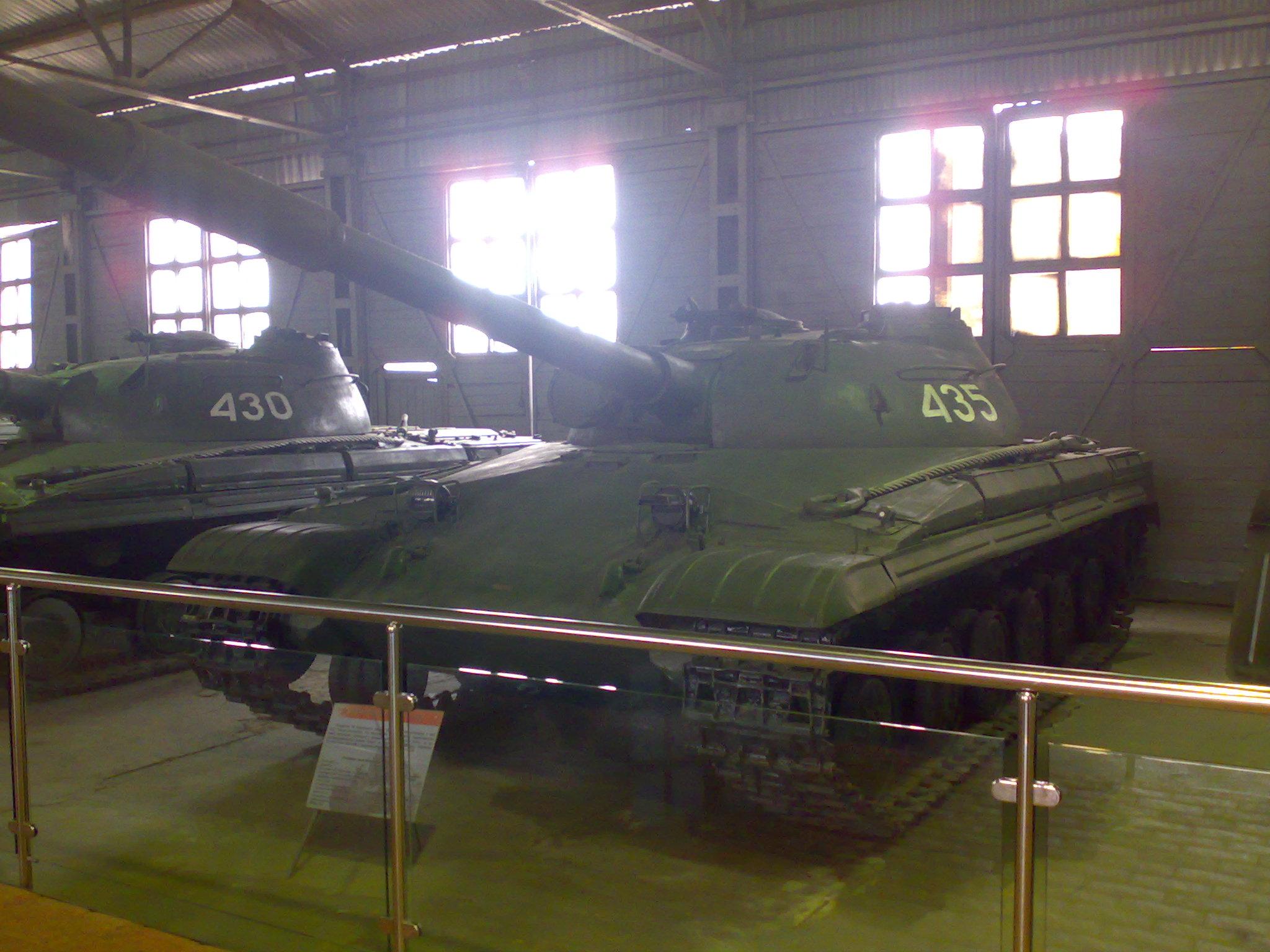 Средний танк «Объект 435»