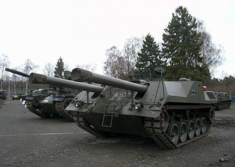 Немецкий опытный танк VT 1
