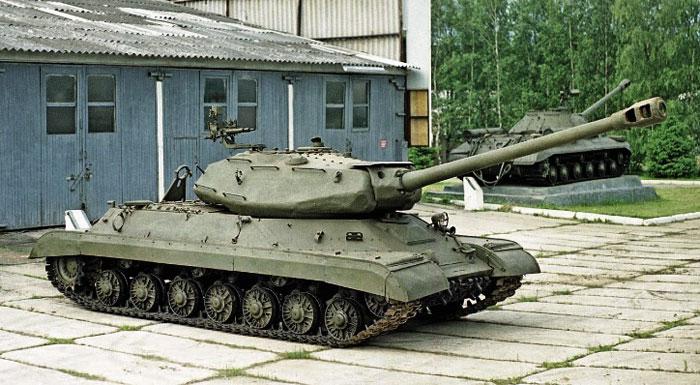 Советский тяжёлый танк ИС-4 («Объект 701»)