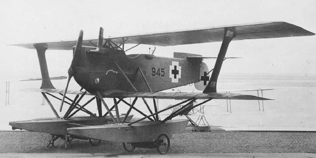 Германский истребитель KW 945