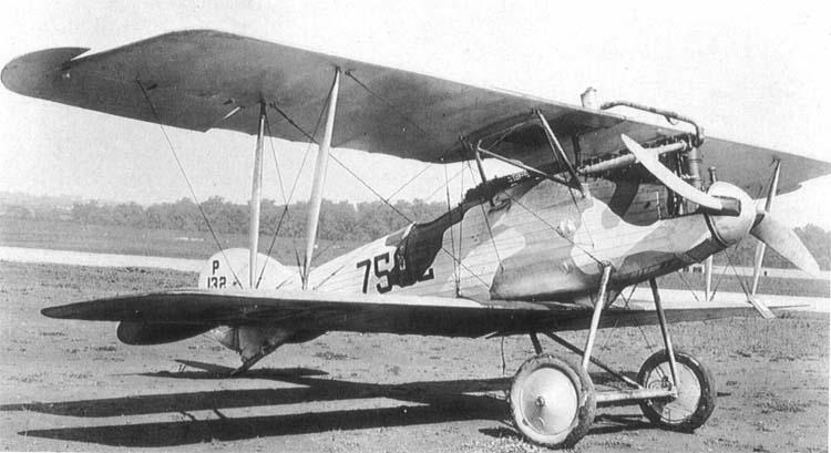 Германский истребитель L.F.G. Roland D.VI
